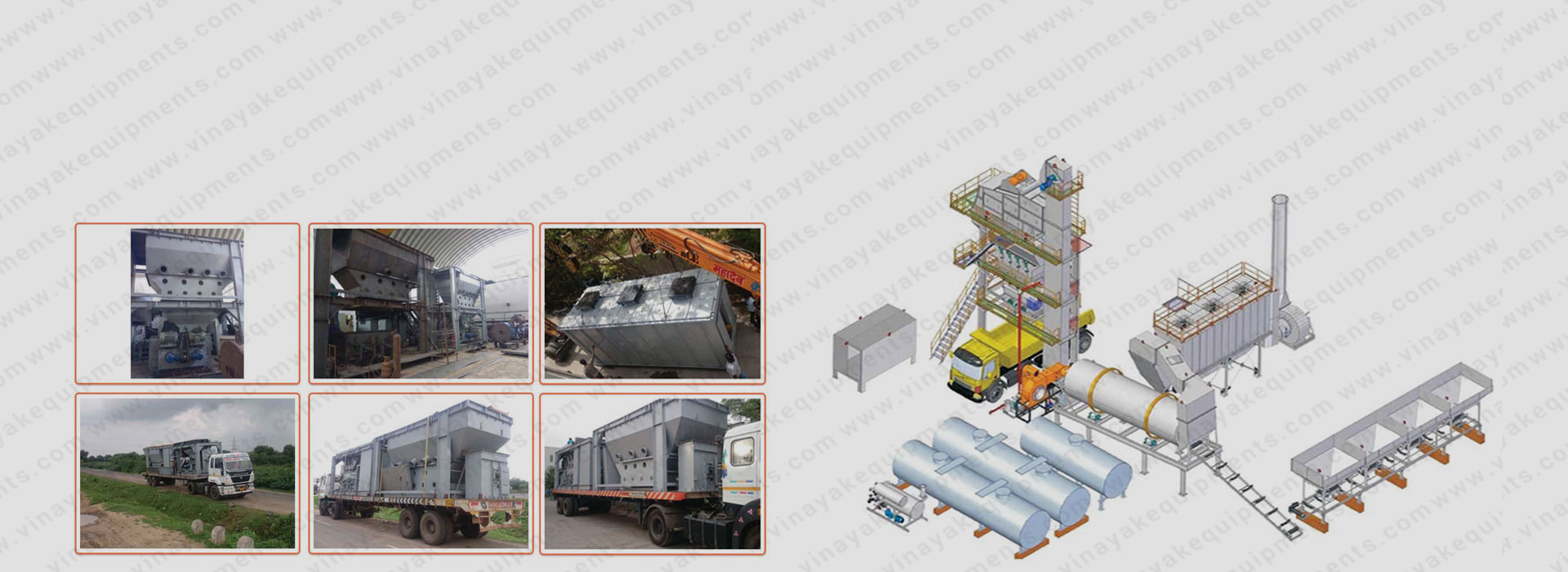 Asphalt Mixing Plant Manufacturer, Suppliers, Dealers